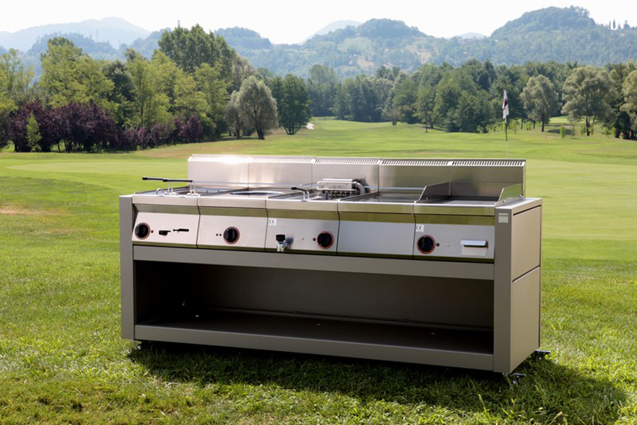 Favorini Tende Barbecue CUBE 2000
